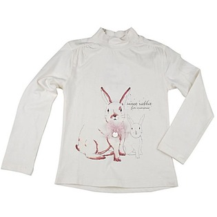 Купить Водолазка для девочек Zeyland Sweet rabbit Mininio