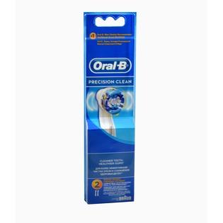 Купить Насадки для зубной щетки Braun Oral-B Precision Clean EB 20-2