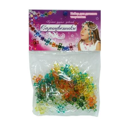 Купить Набор украшений БИПЛАНТ «Самоцветики в пакете № 3»