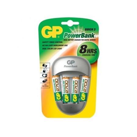 Купить Устройство зарядное GP Batteries PB27GS270-C4