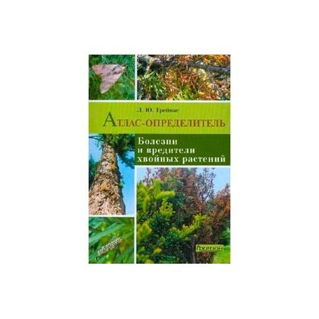 Купить Атлас-определитель. Болезни и вредители хвойных растений