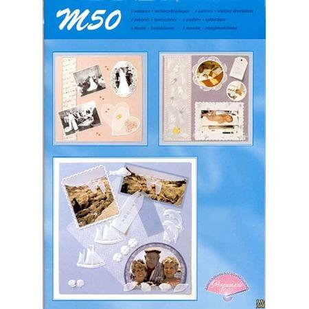 Купить Набор схем для парчмента Pergamano M50 Идеи для скрапбукинга