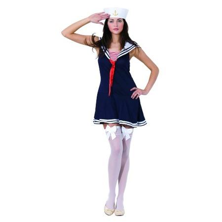 Купить Костюм карнавальный женский Шампания Морячка