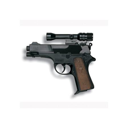 Купить Пистолет Edison Giocattoli Leopardmatic