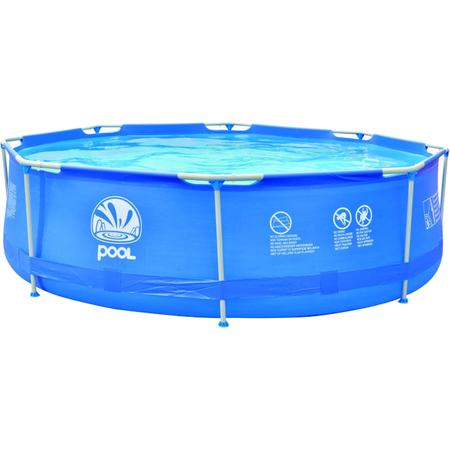 Купить Бассейн каркасный Jilong Round Steel Frame Pools JL017236NG