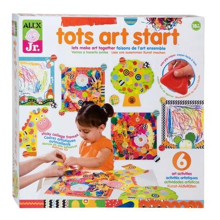 Купить Набор для творчества малышей ALEX «Первые поделки»