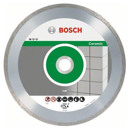 Купить Диск отрезной алмазный для резки плитки Bosch Professional for Ceramic 2608602536