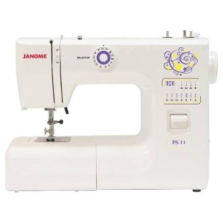 Купить Швейная машина JANOME PS-11 (LW-10)