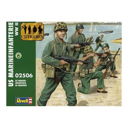 Купить Пластиковые модели Revell «Морская пехота США»