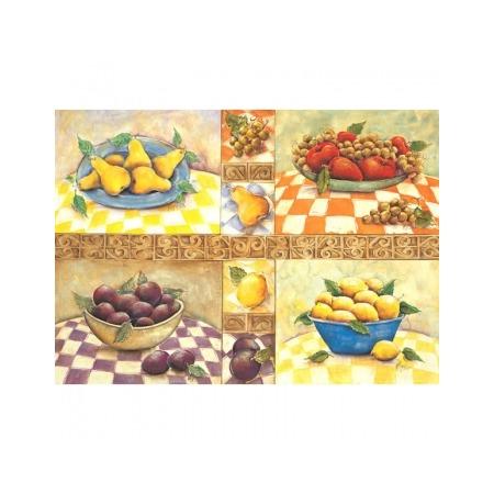 Купить Бумага для декупажа Finmark Decoupage «Дачные фрукты»