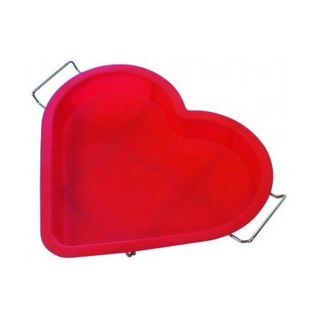 Купить Форма для выпечки силиконовая Regent Сердце