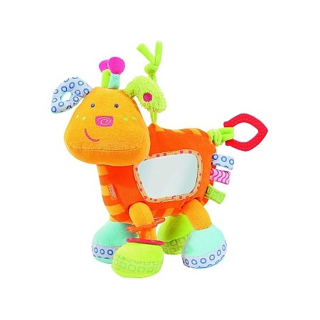 Купить Развивающая игрушка-подвеска Gulliver «Сэмми»