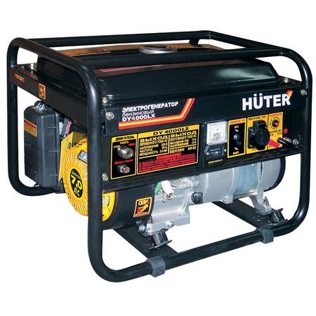 Купить Электрогенератор Huter DY4000LX