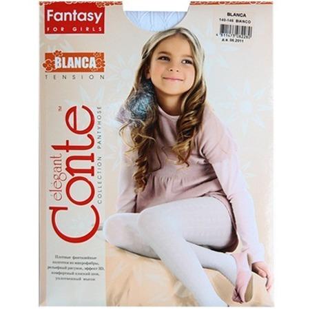 Купить Колготки CONTE ELEGANT BLANCA FANTASY bianco