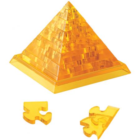Купить Кристальный пазл 3D Crystal Puzzle «Пирамида»