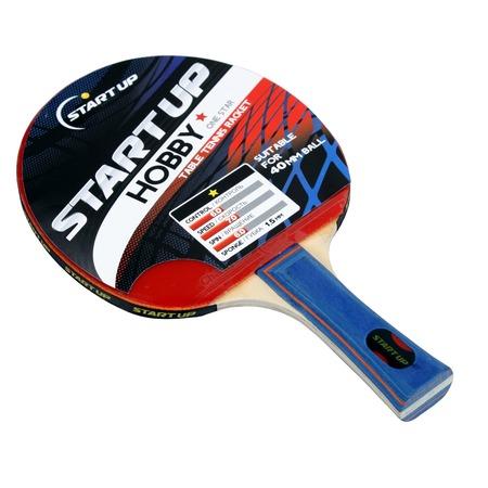 Купить Ракетка для настольного тенниса Start Up Hobby-1S с прямой ручкой