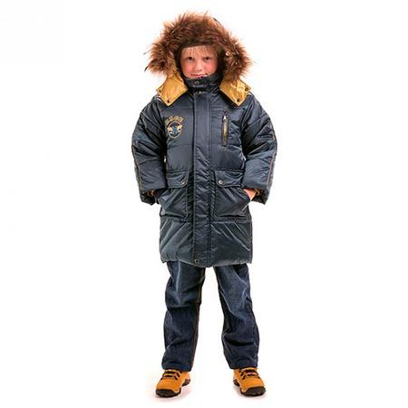 Купить Куртка детская для мальчика Sp-Show ЯВ115054. Цвет: синий