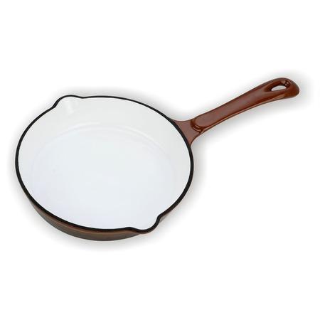 Купить Сковорода чугунная Vitesse с эмалированным покрытием