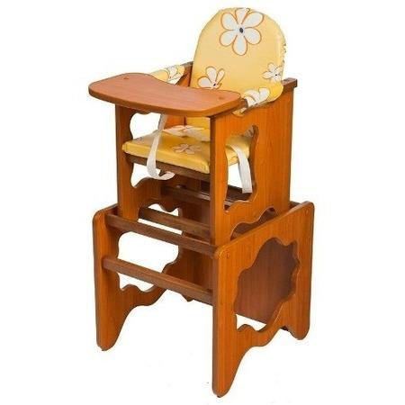 Купить Стол-стул ПМДК Премьер «Ромашки желтые»
