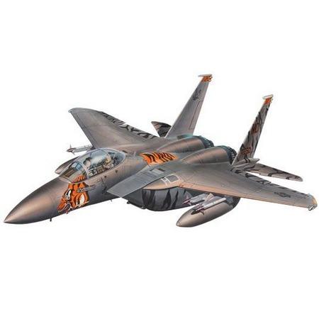 Купить Сборная модель истребителя Revell F-15 Eagle