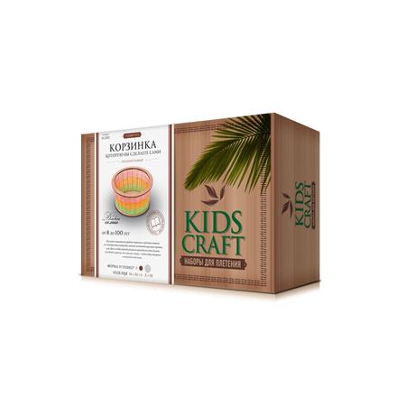 Купить Набор для плетения Kids Craft №2