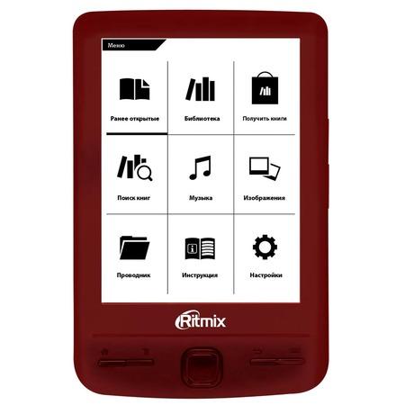 Купить Книга электронная Ritmix RBK-200