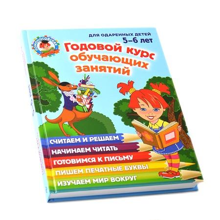 Купить Годовой курс обучающих занятий (для детей 5-6 лет)