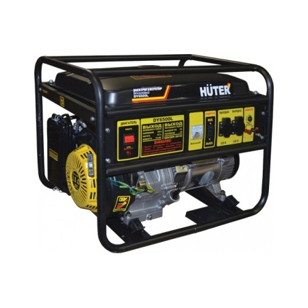 Купить Электрогенератор Huter DY6500L