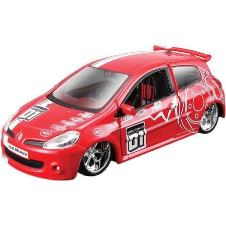 Купить Модель автомобиля 1:32 Bburago Renault Clio Sport. В ассортименте
