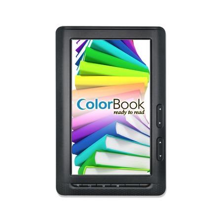 Купить Книга электронная Effire Color Book 704