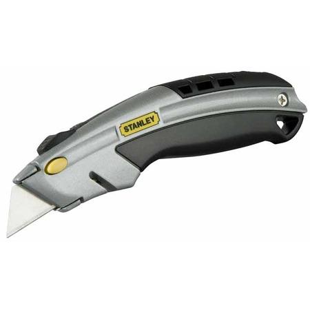 Купить Нож строительный STANLEY DynaGrip с быстрой сменой лезвия