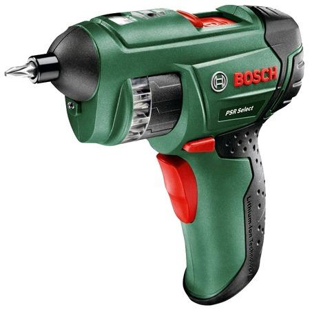Купить Шуруповерт аккумуляторный Bosch PSR Select