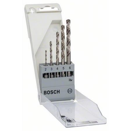 Купить Набор сверл по металлу Bosch 2608595517