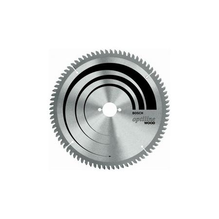 Купить Диск отрезной для торцовочных пил Bosch Optiline Wood 2608640431