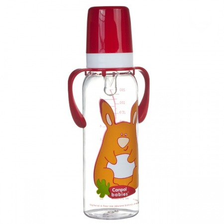 Купить Бутылочка для кормления Canpol babies 11/845. В ассортименте