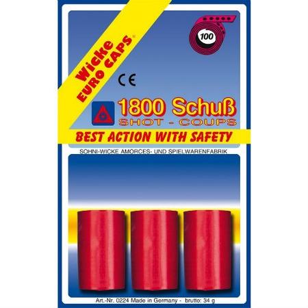 Купить Пистоны Sohni-Wicke 100-зарядные