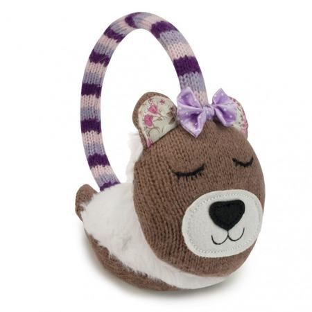 Купить Наушники согревающие Aroma Home Animal «Мишки»