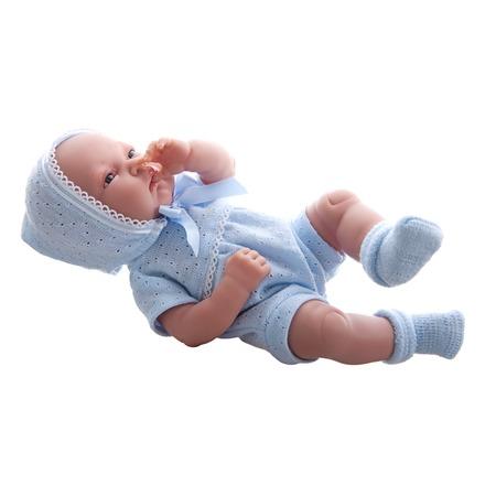 Купить Кукла Munecas Antonio Juan «Иво в голубом»