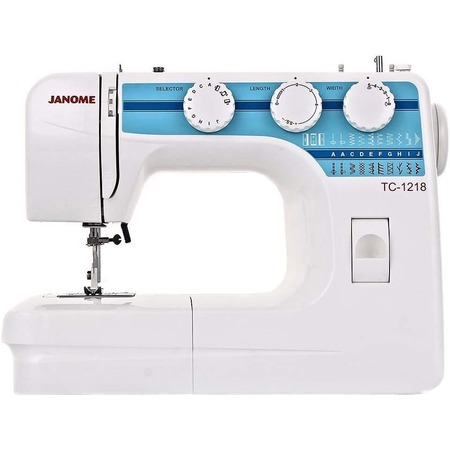 Купить Швейная машина JANOME TC-1218
