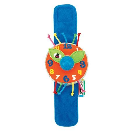 Купить Часики мягкие наручные K'S Kids «Мои первые часы»