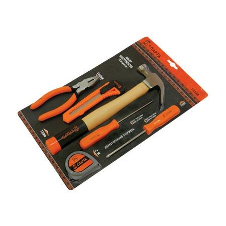 Купить Набор инструментов SPARTA: 6 предметов