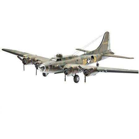 Купить Сборная модель самолета Revell B-17F «Memphis Belle»