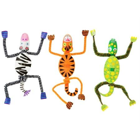 Купить Набор для создания поделок ALEX «3 веселые зверюшки»