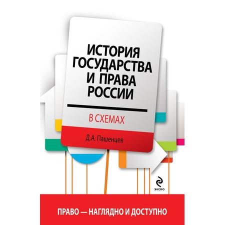 Купить История государства и права России в схемах