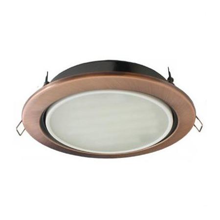 Купить Светильник встраиваемый Ecola GX70 H5 FP70H5ECB