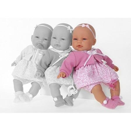 Купить Кукла Munecas Antonio Juan «Диа в розовом»
