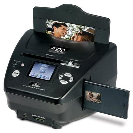 Купить Фото-сканер на карту SD универсальный ION Audio PICS2SD