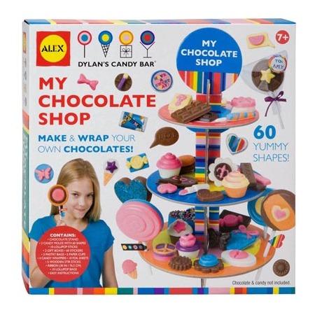 Купить Набор кондитера ALEX «Мой шоколадный магазин»