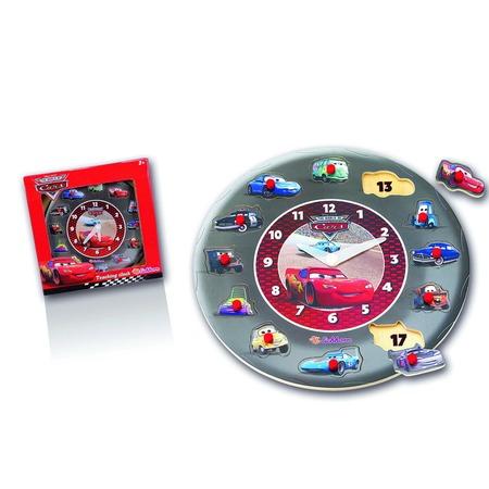 Купить Часы обучающие Eichhorn Тачки