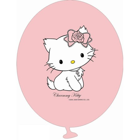 Купить Шарики надувные Everts «Hello Kitty»